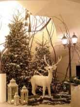 60 apartment decorating christmas ideas (30)
