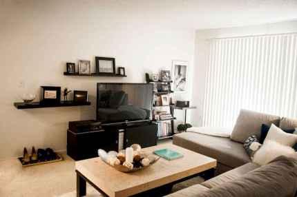 70 couple apartment decorating ideas (45)