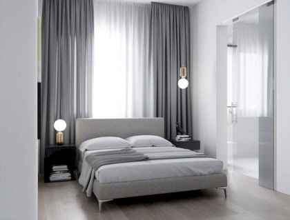 70 couple apartment decorating master bedrooms (13)