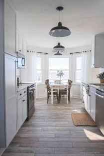 70 Tile Floor Farmhouse Kitchen Decor Ideas (18)