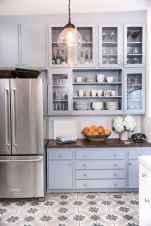 70 Tile Floor Farmhouse Kitchen Decor Ideas (2)