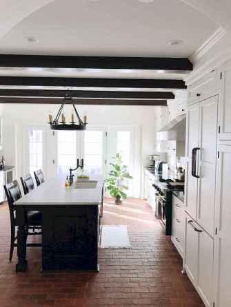 70 Tile Floor Farmhouse Kitchen Decor Ideas (28)