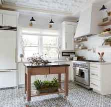 70 Tile Floor Farmhouse Kitchen Decor Ideas (56)