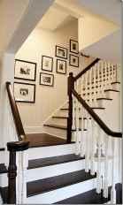 80 Modern Farmhouse Staircase Decor Ideas (14)