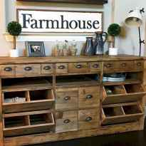 90 Rustic Kitchen Cabinets Farmhouse Style Ideas (10)