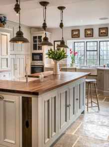 90 Rustic Kitchen Cabinets Farmhouse Style Ideas (12)