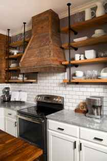 90 Rustic Kitchen Cabinets Farmhouse Style Ideas (34)