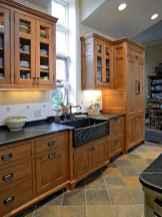 90 Rustic Kitchen Cabinets Farmhouse Style Ideas (46)