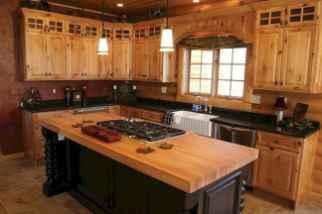 90 Rustic Kitchen Cabinets Farmhouse Style Ideas (56)