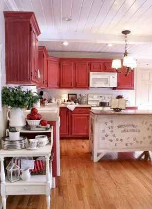 90 Rustic Kitchen Cabinets Farmhouse Style Ideas (89)