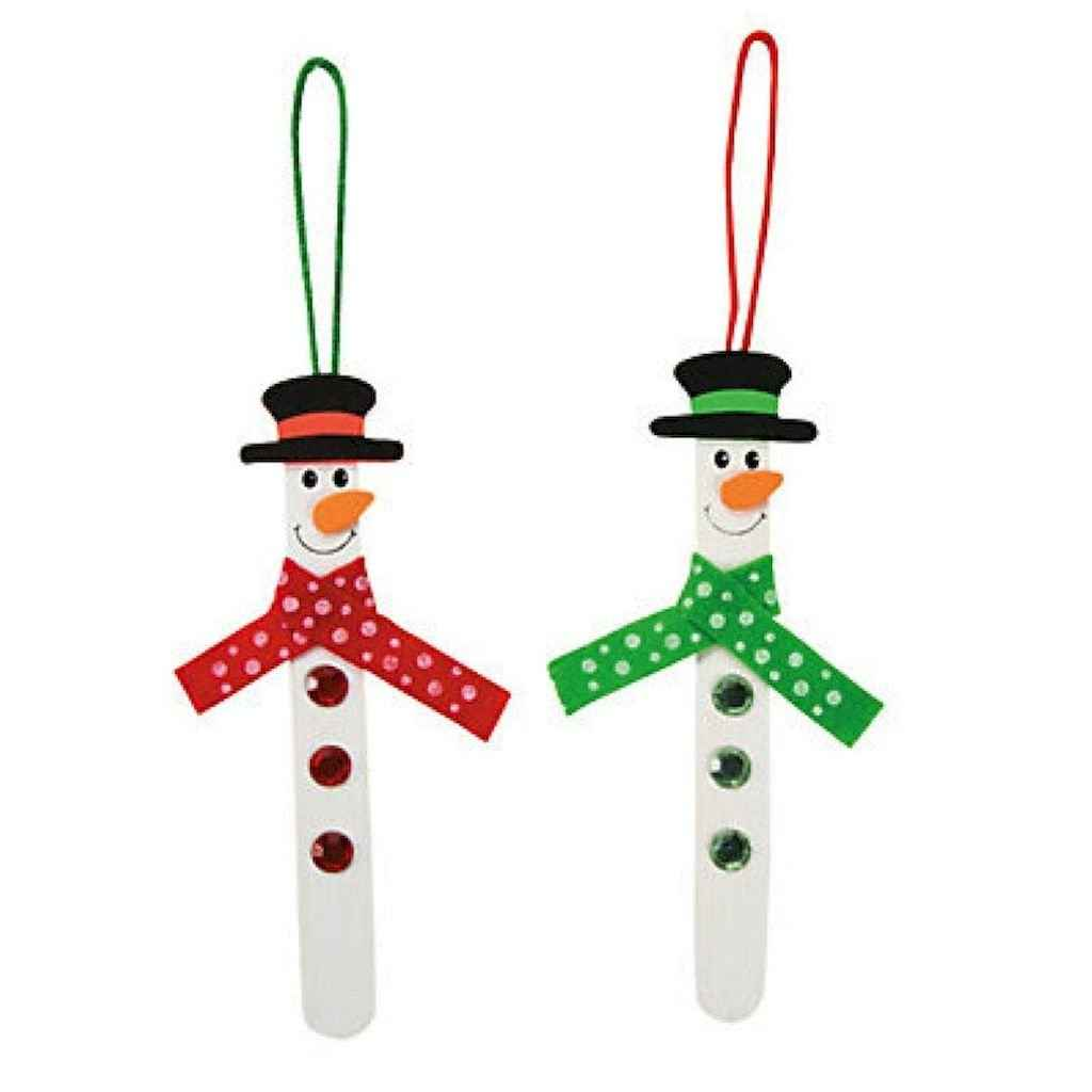 16 Simple Christmas Decorations For Kids (10)