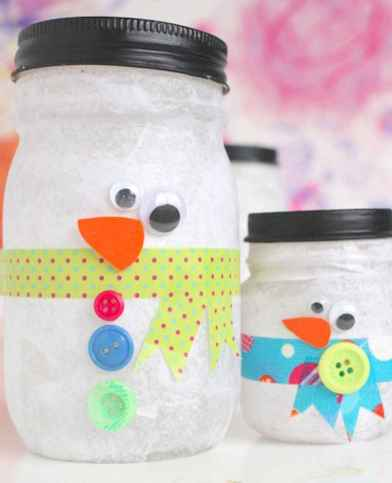 20 Easy DIY Christmas Crafts For Kids (3)