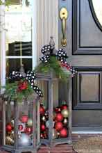25 Aweome DIY Christmas Decorations Ideas For First Apartment (14)