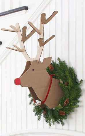 25 Aweome DIY Christmas Decorations Ideas For First Apartment (17)