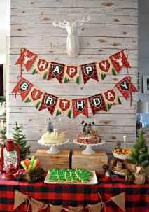 25 Elegant Christmas Party Table Decorations Ideas (10)