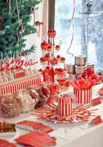 25 Elegant Christmas Party Table Decorations Ideas (9)