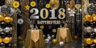 33 Easy DIY 2018 New Years Eve Party Decor Ideas (19)