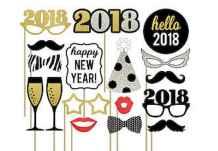 33 Easy DIY 2018 New Years Eve Party Decor Ideas (25)