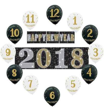 33 Easy DIY 2018 New Years Eve Party Decor Ideas (6)