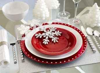 44 Stunning Christmas Decorations Mesa Centerpiece Ideas (13)
