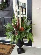 45 Best Christmas Decorations Outdoor Pine Cones Ideas (38)