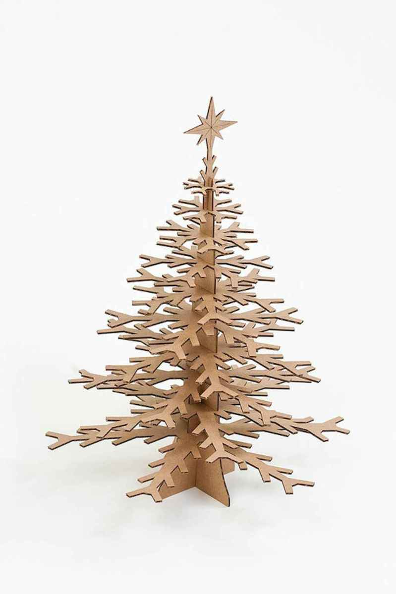 50 Stunning Modern Christmas Tree Decorations (10)