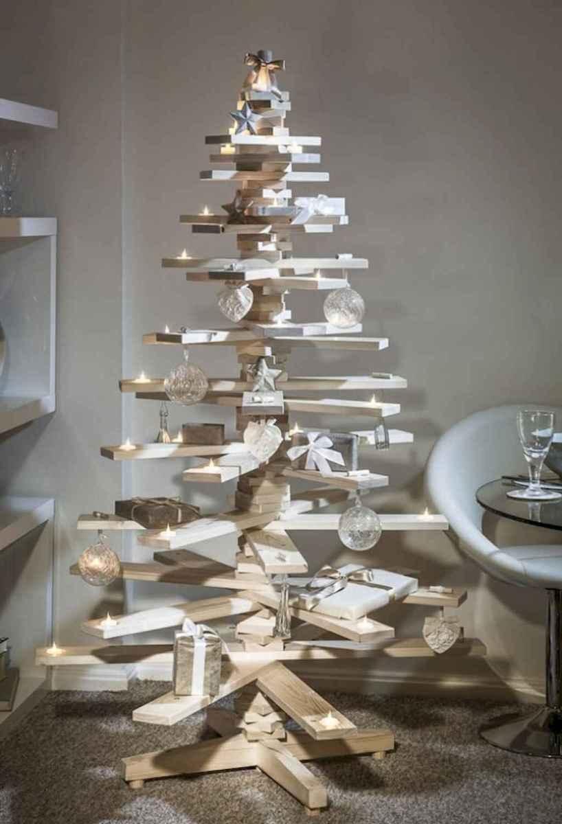 50 Stunning Modern Christmas Tree Decorations (22)