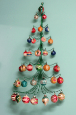 50 Stunning Modern Christmas Tree Decorations (23)