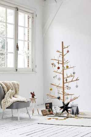 50 Stunning Modern Christmas Tree Decorations (25)