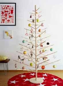 50 Stunning Modern Christmas Tree Decorations (32)