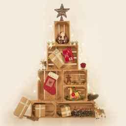 50 Stunning Modern Christmas Tree Decorations (45)