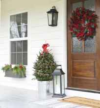 55 Front Porches Farmhouse Christmas Tree Decorations (41)