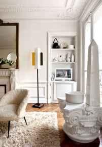 111 Beautiful Parisian Chic Apartment Decor Ideas (108)
