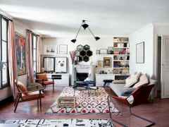 111 Beautiful Parisian Chic Apartment Decor Ideas (31)
