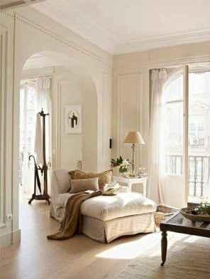 111 Beautiful Parisian Chic Apartment Decor Ideas (84)