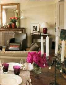 111 Beautiful Parisian Chic Apartment Decor Ideas (87)