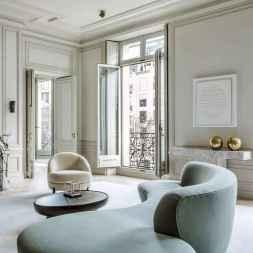 111 Beautiful Parisian Chic Apartment Decor Ideas (92)