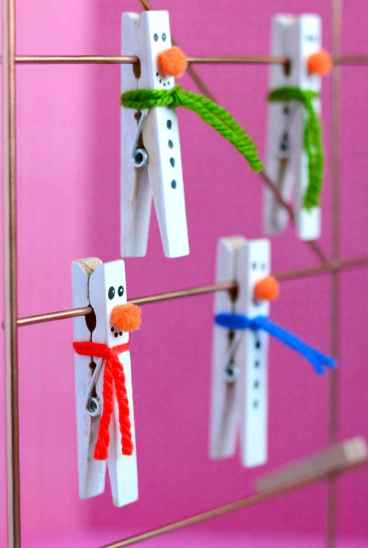 16 Simple Christmas Decorations For Kids (27)