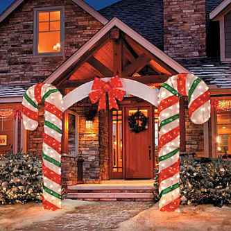 20 Amazing DIY Outdoor Christmas Decorations Ideas (18)
