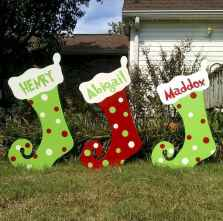 20 Amazing DIY Outdoor Christmas Decorations Ideas (6)
