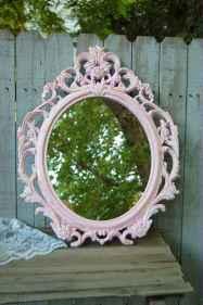 22 Stunning DIY Painted Mirror Designs Ideas (6)