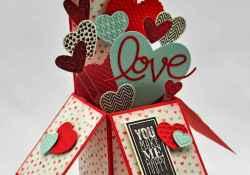 27 Romantic Valentines Boxes Design Ideas (15)