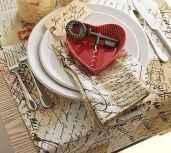 27 Romantic Valentines Decorations Ideas With Vintage (12)