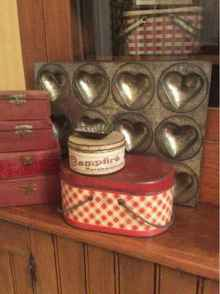 27 Romantic Valentines Decorations Ideas With Vintage (14)