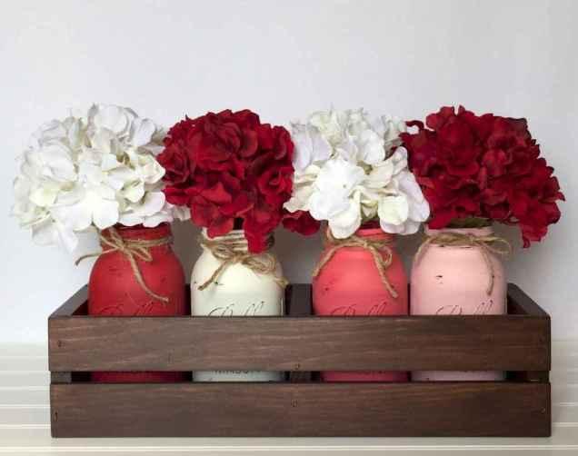 27 Romantic Valentines Decorations Ideas With Vintage (27)