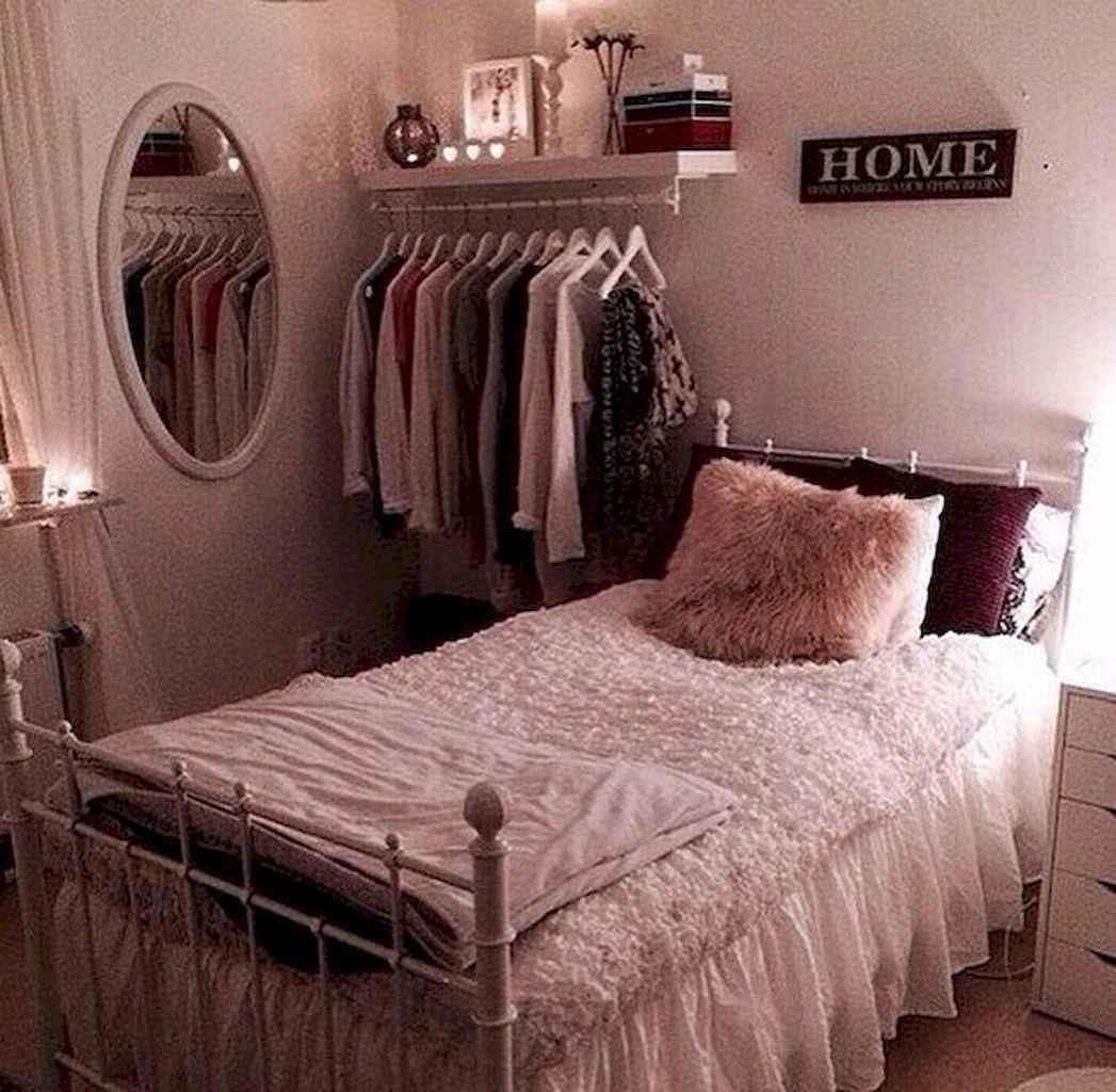 30 Amazing College Apartment Bedroom Decor Ideas (16 ...