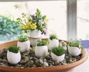 30 Brilliant DIY Egg Shell Seed Starters Crafts Ideas (19)