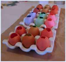 30 Brilliant DIY Egg Shell Seed Starters Crafts Ideas (23)