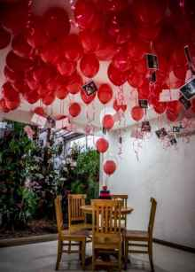 30 Cheap And Easy Valentines Apartment Decorations On A Budget (15)
