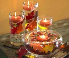 40 DIY Floating Candles Crafts Ideas (37)